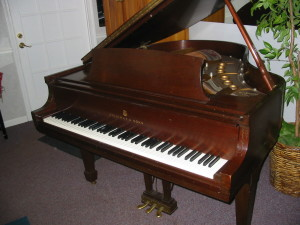 Steinway from HP 1st